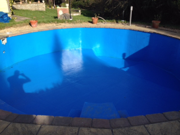 Pool Refurbishment 2