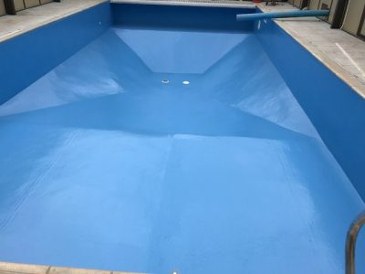 Michael Eavis Swimming Pool 1