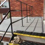 Fibreglass Roofing Repair
