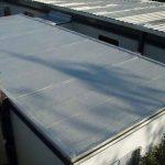 Portakabin Roof Repair / Refurbishment 2
