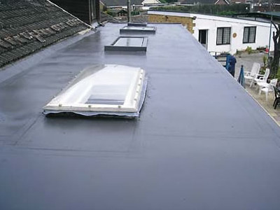 Portakabin Roof Repair