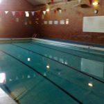 School swimming pool repair and coating 4